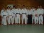 2009/10 stage Juzando dojo