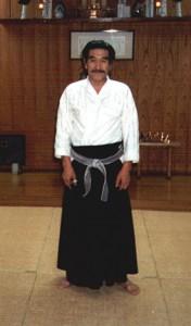 Sensei Shinzan Segawa